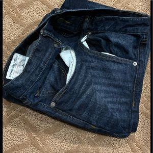 Banana Republic Slim Fit Jeans 35x34